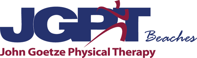 John Goetze Physical Therapy – Beaches Retina Logo